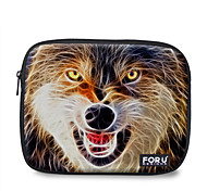 "For U Designs 10"" Fire Series/Wolf Laptop Sleeve Case for Ipad"