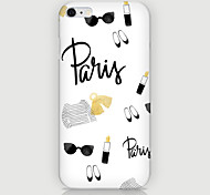 The Fashion Show Pattern Phone Case Back Cover Case for iPhone5/5