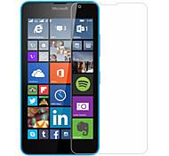 pomelo® membrana de alta definición negro para Nokia Lumia 640 delgada