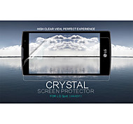 cristal nillkin filme protetor de tela anti-impressão digital clara para LG espírito (h440y)