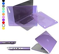 """cristal hat-príncipe pc protectora caso de cuerpo completo duro para 15.4 """"MacBook Pro con pantalla retina (colores surtidos)"""