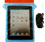 12 Inch IPad Air/IPad 2/3/4 Waterproof Case with Matching ABS clip and Shoulder Strap