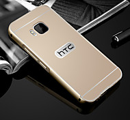 BIG D Aluminium Alloy Back Case for HTC One M9 (Assorted Color)