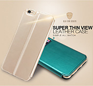 KALAIDENG Sun Series Super Thin View Leather Case for iPhone 6 Plus(5.5inch)