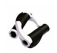 Ergonomic Cycling Grips Bicycle Bar End Handlebar 1-Pair
