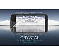cristal nillkin filme protetor de tela anti-impressão digital clara para moto e2 (xt1505)