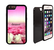 Colorful Dreamer Design 2 in 1 Hybrid Armor Full-Body Dual Layer Shock-Protector Slim Case for iPhone 6 Plus