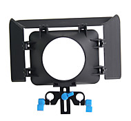 M1 Matte Box 15 mm Rod Support Rail Rig 43mm Video 77 mm