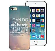 I CAN DO Design Aluminum Hard Case for iPhone 5C