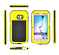 Magic Spider®Aluminum Waterproof Shockproof Gorilla Glass Case for Samsung Galaxy S6(Assorted Color)