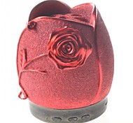 lj1001bc-l02 Rose  Rechargeable Wireless Bluetooth Speaker