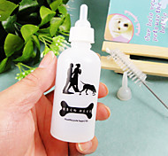 A Small Bottle For  Pets Dogs