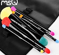 MSQ® 6pcs Makeup Brushes set Hypoallergenic/Limits bacteria Blush brush Eye Shadow Brush Makeup Kit Cosmetic Brushes