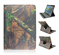 10.5 Inch Branch Pattern High Quality 360 Degree Rotation PU Leathe Case for Samsung Tab S 10.5 T800