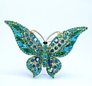 Women's Jewelry Animal Butterfly Brooch Broach Pins (More Colors)