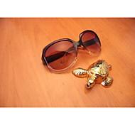 Classic Black  Fashion Ultra Light PC Glasses