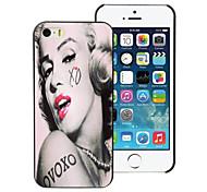 caso difícil Monroe alumínio design para iphone 5c