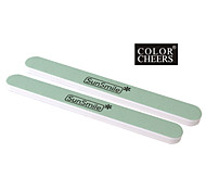Sanding Files Polish Grit Buffing Nail Art Tool (2 Packs)