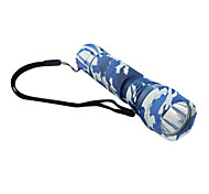 Cree Stylish LED Torch 3-Modes (Blue)