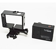 Standard Frame for Gopro Hero3+/3, with Assorted Mounting Hardware