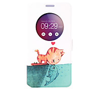 Cellphone Case Proetction with Drawing cartoon Shell for Asus Zenfone 2 ZE551ML