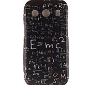 functie formule ontwerp TPU zachte hoes voor Samsung Galaxy Ace stijl lte g357 / ace 4 g357fz