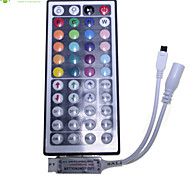 RGB Strip Light 44-Key 72W Dimmable/Infrared Sensor Remote Switch Control Range 15 M (DC12V)