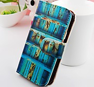 Restore Ancient Ways Around the Door Pu Leather Case for Samsung Galaxy S2  I9100