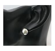 Opal Earrings Blue White Accessories Earrings*1pc