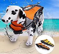 Amarillo/Naranja - A Prueba de Agua - Terylene - Impermeable - Perros -