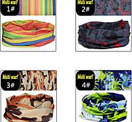 Chapéus Acampar e Caminhar/Pesca/Esportes Relaxantes/Ciclismo/Motorbike -Respirável/Alta Respirabilidade (>15,001g)/Isolado/Resistente