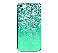 Green Sand Design Aluminum Hard Case for iPhone 5C