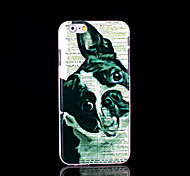 Dog Pattern Cover for iPhone 6 Case