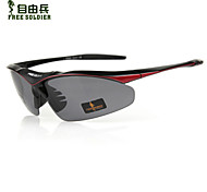 FreeSoldier Anti-UV Super Light Cycling Glasses Sport Sunglass with TR90 Frame(PC Len)