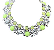 Colorful Fresh Summer European Style Fashion Necklace