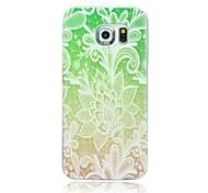 seu padrão favorito TPU soft case para Samsung Galaxy S6 borda