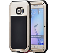 Aluminum Waterproof Shockproof Gorilla Glass Case for Samsung Galaxy S6