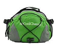 Coolchange Belt Pouch Cycling/Traveling  600D Ripstop