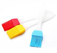 utensílios de cozinha ferramentas de cozimento de cozinha escovas (cor aleatória)