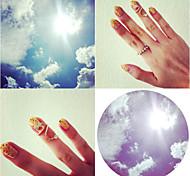 - Finger - Nail Schmuck - Metall - 1