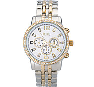 Brand Watches Women Digital with Gold Watch Dial Fashion Diamond Quartz  2015 New Watches-GY003