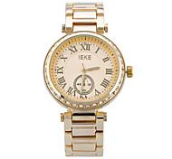 montres de marque montre en diamant mouvement quartz japonais de la mode de la montre des femmes étanche