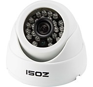 ZOSI® 700TVL IR Cut Day Night Indoor CCTV Seurity Dome Camera Surveillance
