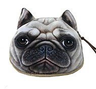 Pug Money Package Cosmetic Bag Fashion