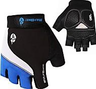 WOLFBIKE Cycling Gloves/Winter Gloves Full Finger Bike Bicycle Anti-Slip Breathable Mesh fleece EVA Pad