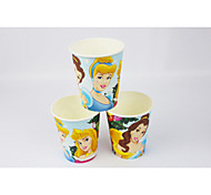 Disney Princess Movie Party Supplies Paper Cups 50pcs