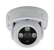 "1/4"" CMOS 1000TVL Security CCTV Camera Indoor Infrared 3 Array Led Night Vision IR Home Surveillance Cameras"