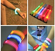 LED Bracelet White/Blue/Green/Red/Orange/ Daily/Casual/Sports 1pc