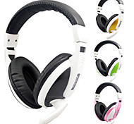 Kubite T-155 Wired Stereo Gaming Headsets with Microphone for PC/PS3/PS4