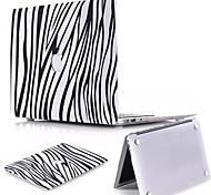 Black Fashion Leopard Crystal PC Crystal Full Body Case for Macbook Air 11 inch/13 inch